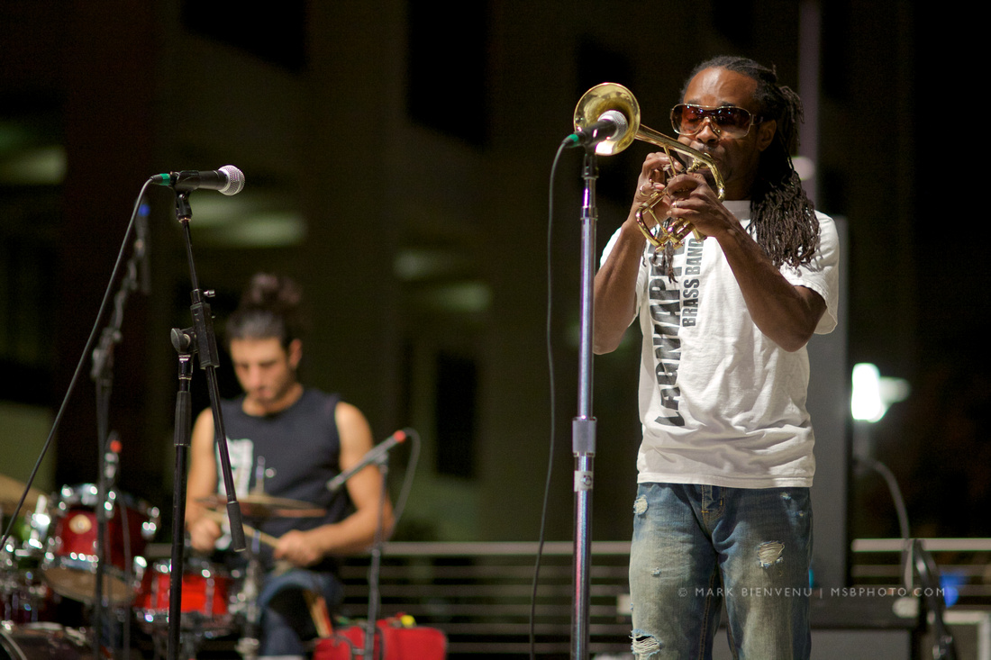Lagniappe Brass Band - Live After Five - Baton Rouge, Louisiana