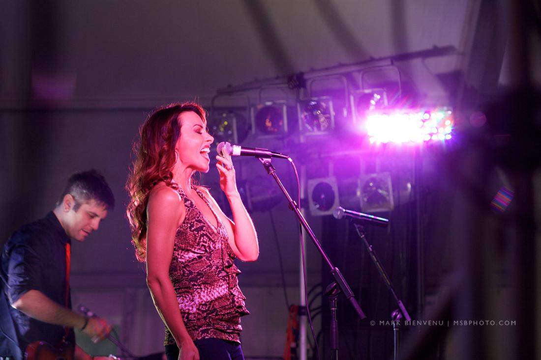 Allison Collins Band - Greater Baton Rouge State Fair - Baton Rouge, Louisiana