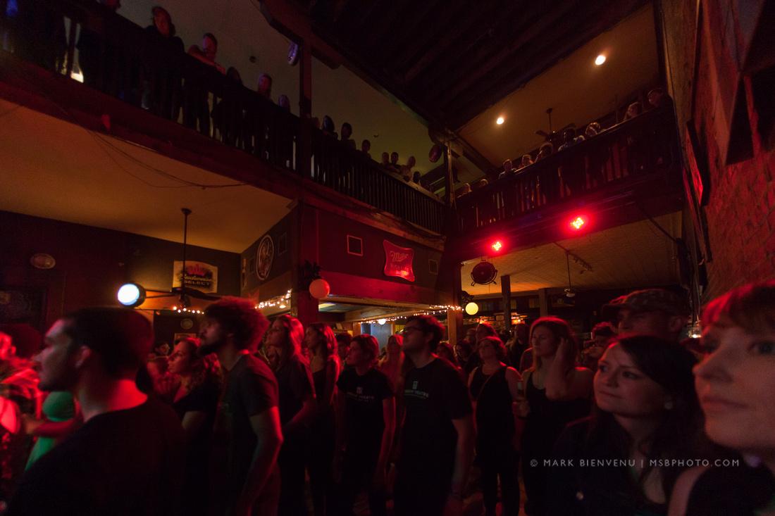 Crowd at Spanish Moon   Baton Rouge Event Photographer Mark Bienvenu