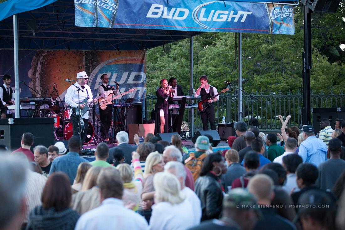 Phunky Monkeys - Live After Five - Repentance Park - Baton Rouge, LA
