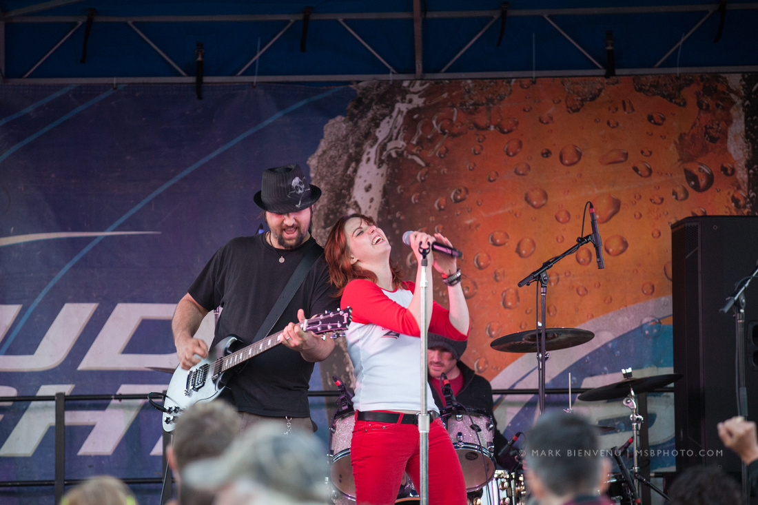 Orphan Annie Band - Live After Five - Repentance Park - Downtown Baton Rouge
