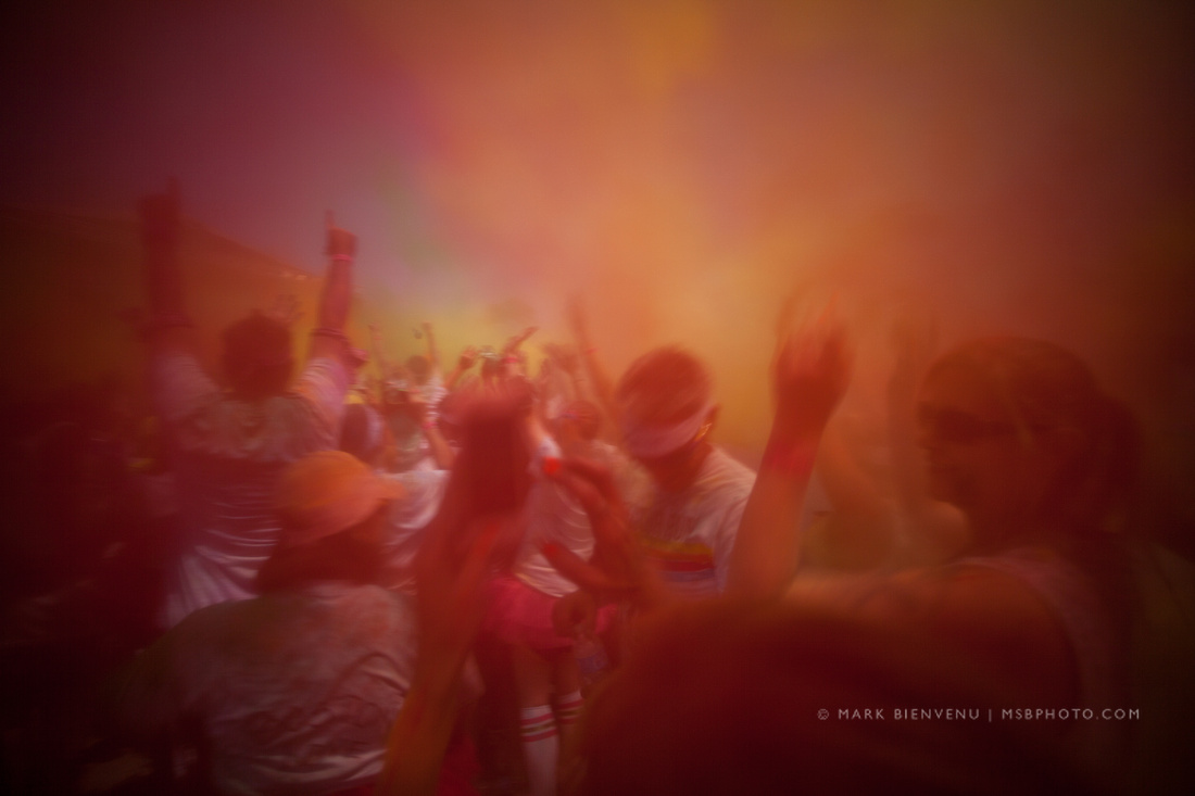The Color Run - Downtown Baton Rouge