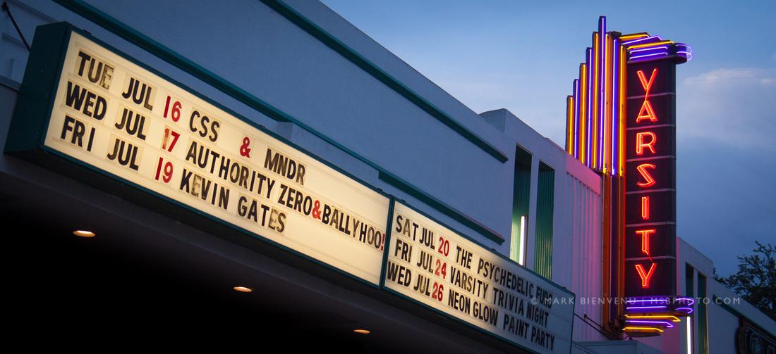 Varsity Theater in Baton Rouge, Louisiana