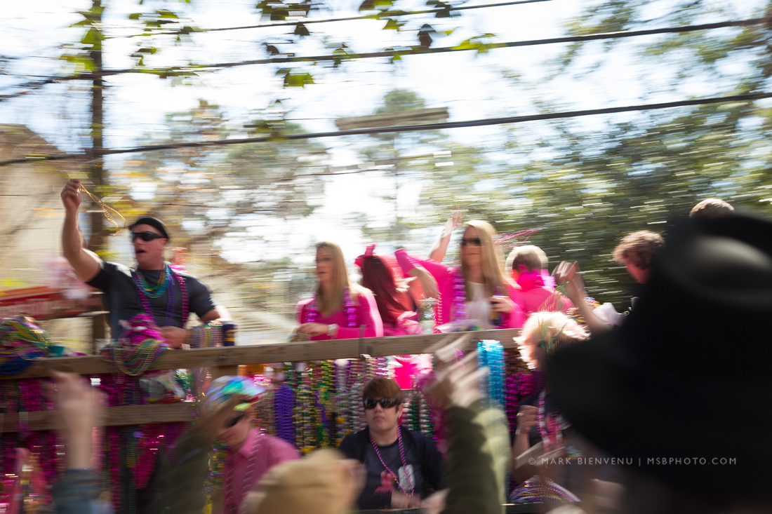 Spanish Town Mardi Gras | Baton Rouge Event Photographer Mark Bienvenu