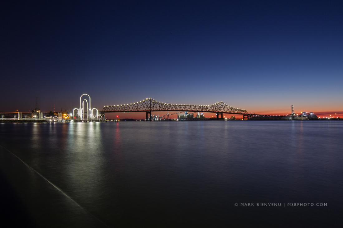Mississippi River Flooding | Baton Rouge Photographer Mark Bienvenu