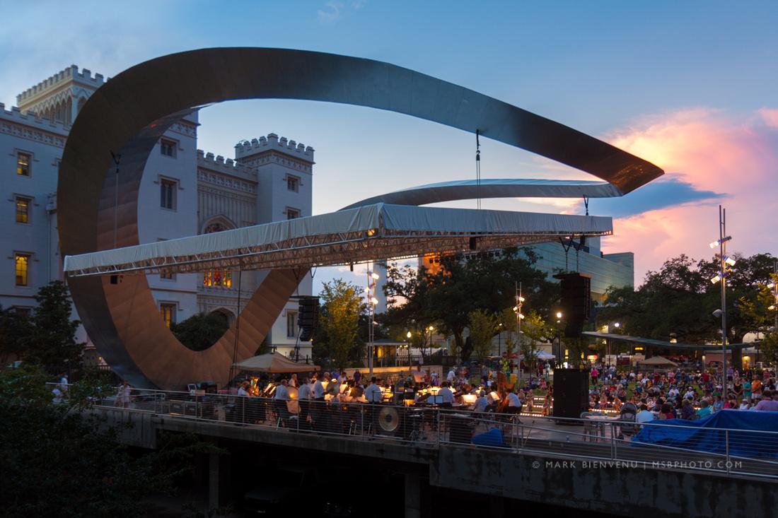 Live After Five - Baton Rouge Symphony Orchestra | Baton Rouge Concert Photographer Mark Bienvenu