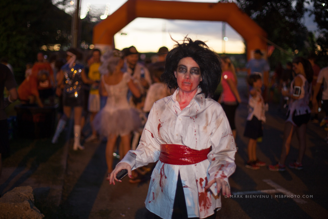 Of Moving Colors 2013 Zombie Bash at Mud & Water by Mark Bienvenu, Baton Rouge Event Photographer