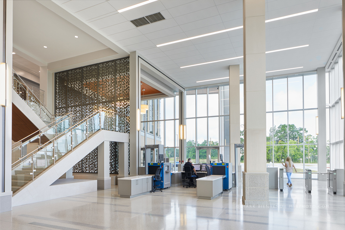 Ascension Parish Courthouse   Louisiana Architectural Photographer Mark Bienvenu