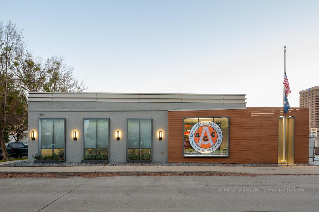 Associated General Contractors | Louisiana Architectural Photographer Mark Bienvenu