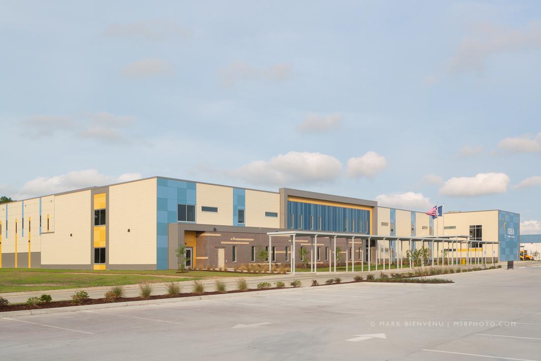 IDEA Charter School | Baton Rouge Architectural Photographer Mark Bienvenu