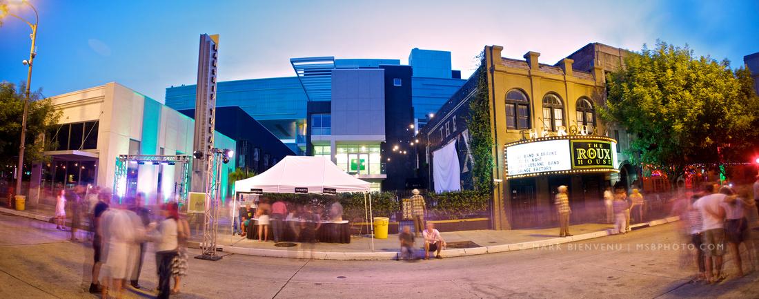 Baton Rouge Art Melt • Shaw Center