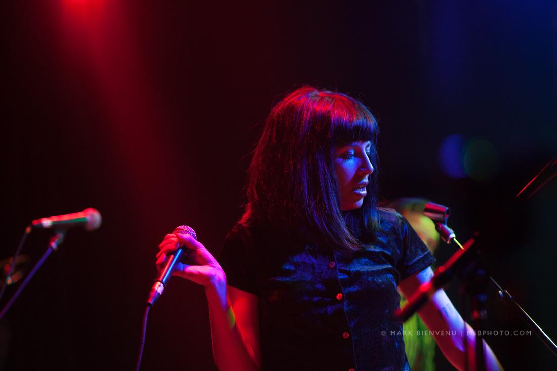 Jessica Hernandez | Photography by Baton Rouge concert photographer Mark Bienvenu
