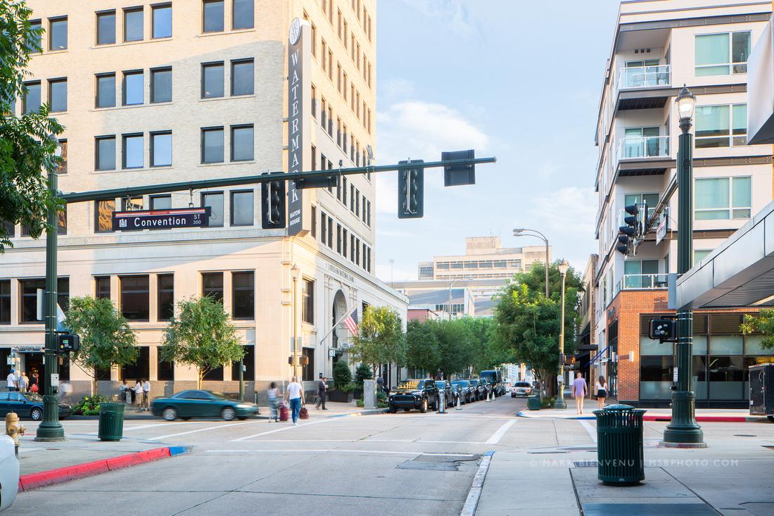 Third Street | Baton Rouge Architectural Photographer Mark Bienvenu