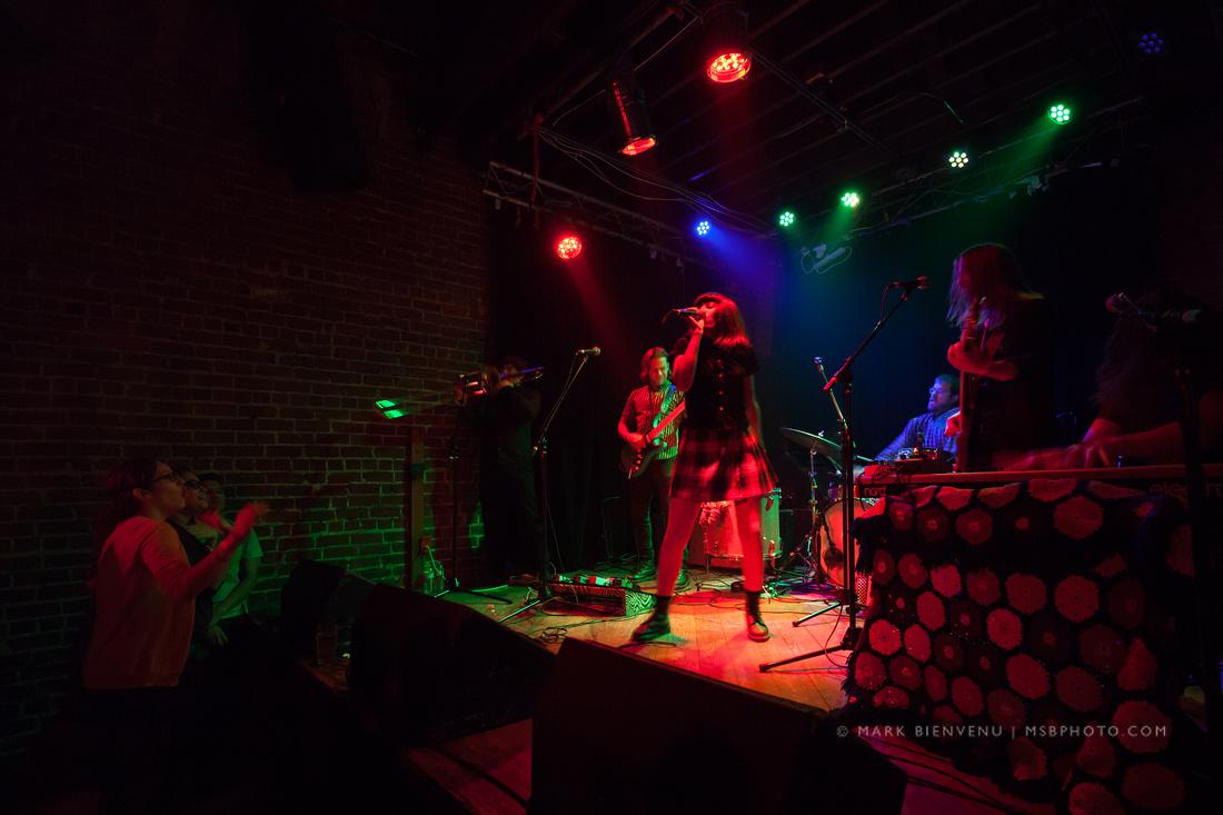 Jessica Hernandez & The Deltas | Photography by Louisiana concert photographer Mark Bienvenu
