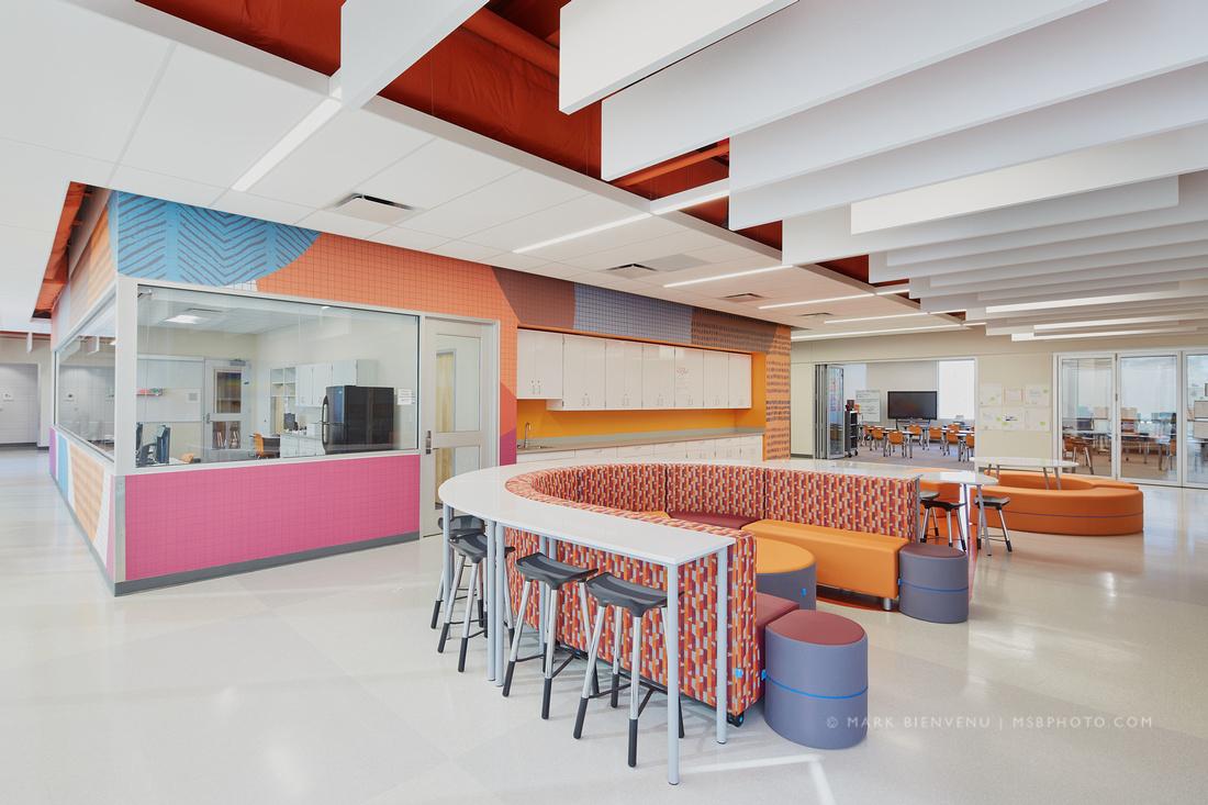 Jefferson Terrace Academy | Louisiana Architectural Photographer Mark Bienvenu