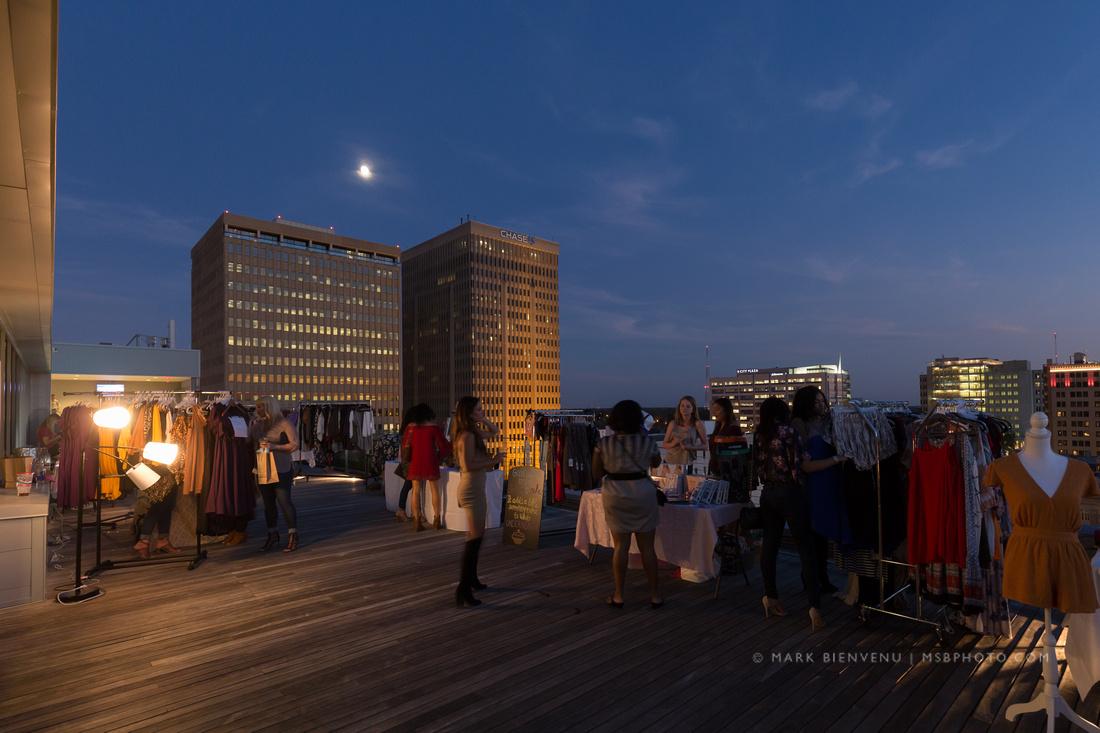 Baton Rouge Fashion Council Sunset Soiree   Event Photography - Mark Bienvenu