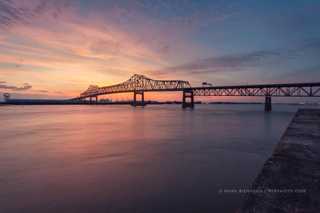 Horace Wilkinson Bridge & Port of Greater Baton Rouge