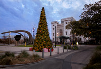 North Boulevard Town Square Christmas