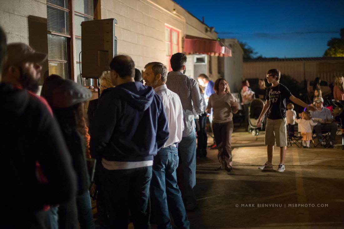 Mid-City BBQ | Baton Rouge Event Photographer Mark Bienvenu