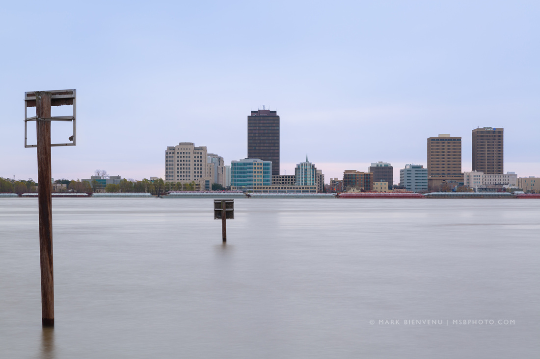 Mississippi River Flooding | Baton Rouge Photographer Mark Bienvenu