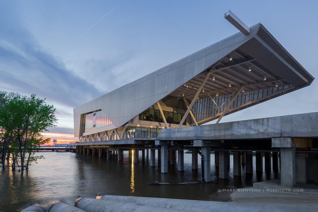 Water Campus | Baton Rouge Architectural Photographer Mark Bienvenu