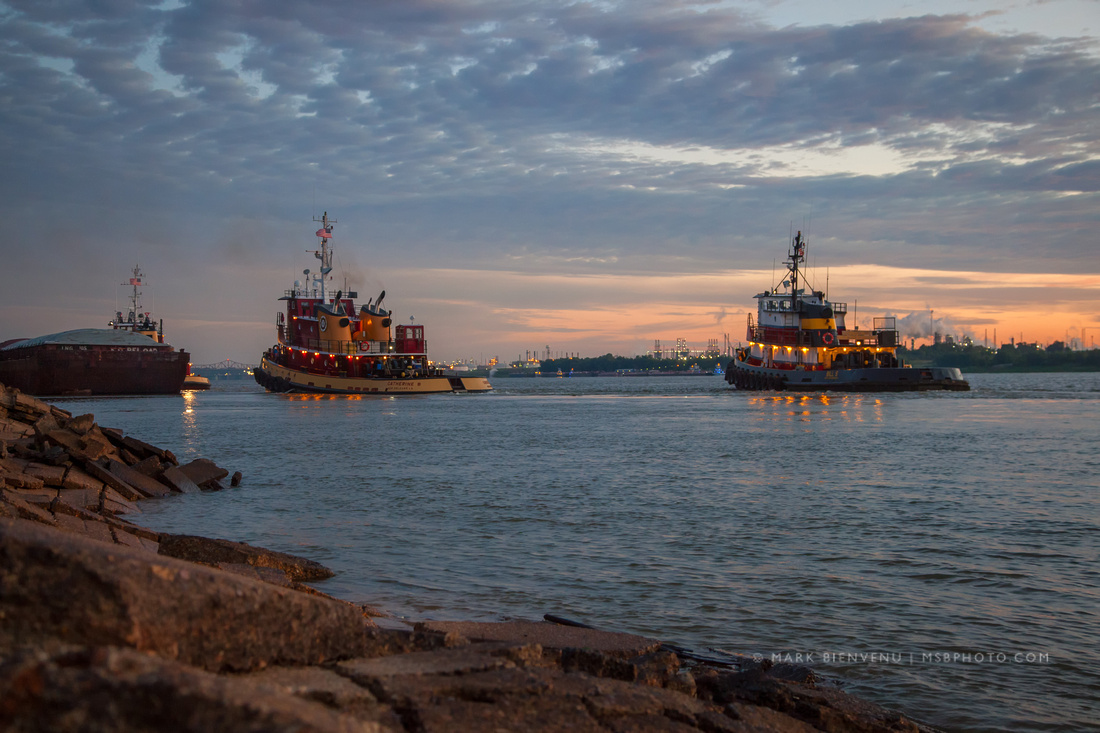 Industrial Photography | Louisiana Industrial Photographer Mark Bienvenu