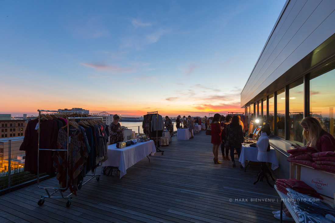 Baton Rouge Fashion Council Sunset Soiree | Event Photography - Mark Bienvenu