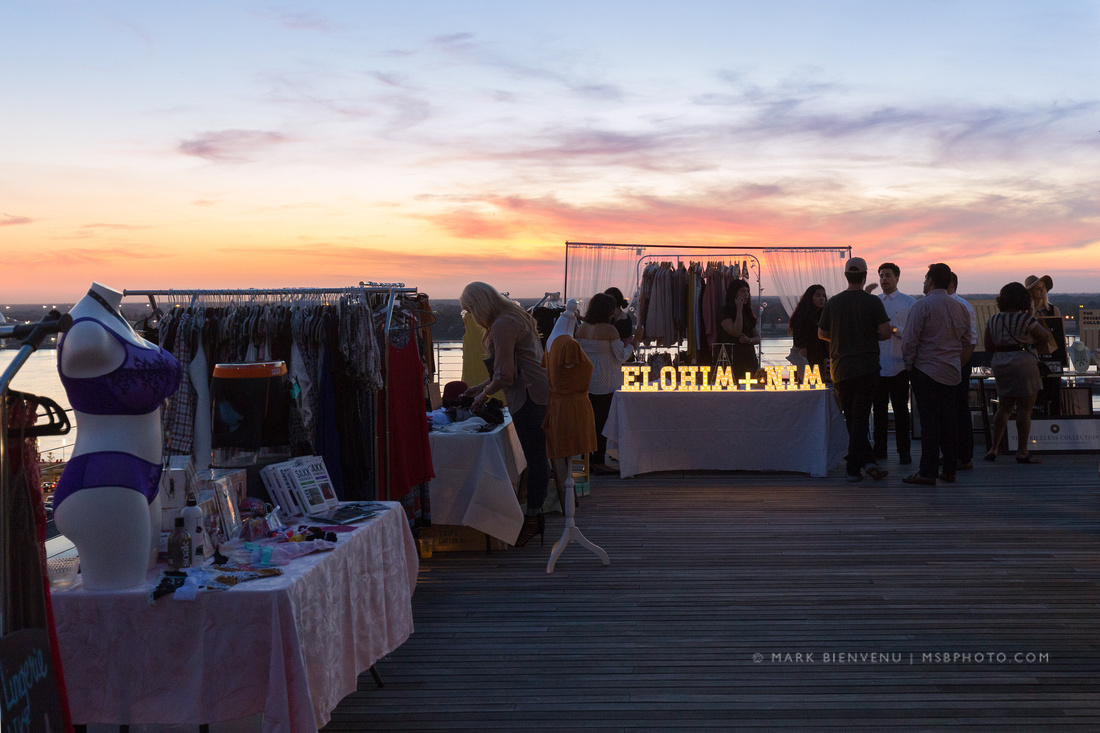 Baton Rouge Fashion Council Sunset Soiree | Event Photography - Mark Bienvenu
