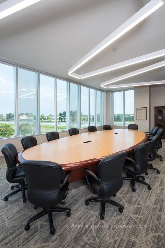 The Advocate Corporate Headquarters | Louisiana Architectural Photographer Mark Bienvenu